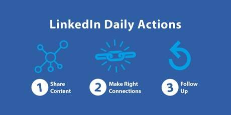LinkedIn Daily Actions