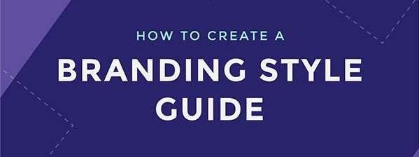 Branding Style Guide Header