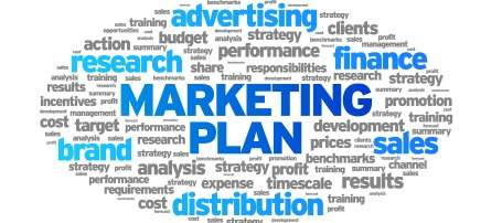 Marketing Plan Bubble